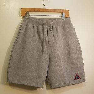 OBEY PROPAGANDA Gray Heathered Shorts